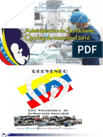Administración de Surfactante; Que hay de nuevo en el 2016
