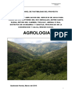 Agrologia Proy. Versalles