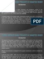 Three Gorges Dam Project Major Reference PDF