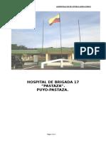 Historia Hospital