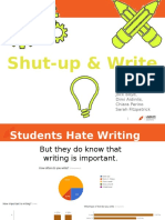 shut-up write