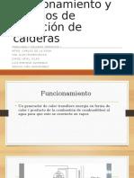 2.2 Funcionamiento y Criterios de Selección de Calderas