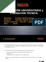 Carrera Universitaria y Carrera Tecnica 1