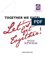 Buku Info KPWKM Let's Get Together
