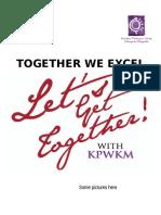 Buku Info KPWKM Let's Get Together