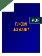 FUNCION LEGISLATIVA
