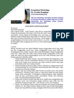 Artikel Majalah Duit Edisi APRIL 2008