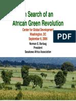 Bor Laug Green Revolution
