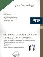 1.4.,Efecto de Los Agentes Fisicos Sobre La Vida Microbiana