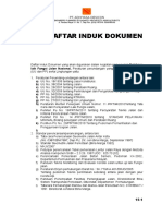 15 Daftar Induk Dokumen