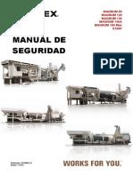 Manual Seguridad TEREX 140