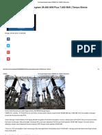 2016 - PLN Percepat Realisasi Program 35.000 MW Plus 7