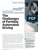 Casner, Hutchins, Norman Partially Automated Driving CACM 2016
