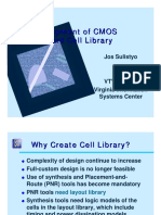Vt Std Cells