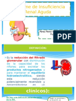 Insuficiencia Renal Urgencias