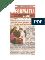 CRISTINA BURSUC - LUCIANA TAMAS A EXPUS LUCRARI DE PICTURA IN OLANDA