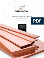 Catalogo Bronmetal Sector Electrico 2013