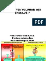 Materi Penyuluhan Asi Eksklusif Bok 16