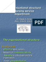II.2. Organizational Structure