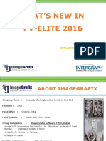 What's New in PVElite 2016