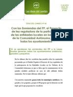 0046.Ideas Del Cambio.con El Pp Ganan Todos Los Aytos