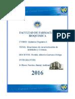 Quimica Organica 1 Informe 5