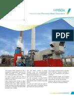 CMI ENERGY Industrial Boilers HRSG