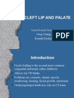 Cleft Lip Palate 9801