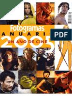 Anuario Fotogramas 2005 - Marzo 281 Paginas