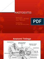 PPT Mastoiditis - Grace - Novia Ppt
