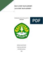 Laporan Audit Manajemen