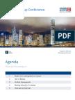 ManageBac User Group Conference Hong Kong 2016 - Company Update