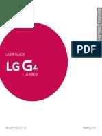 LG G4 manual