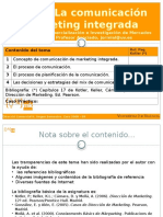 Comunicacion Marketing Integrada