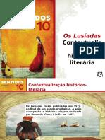 Os Lusíadas contextualização Camões.ppt
