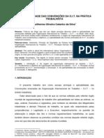 APLICABILIDADE DAS CONVENÇÕES DA OIT NO BRASIL