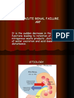 Acute Renal Failure 1