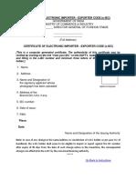 e IEC Format