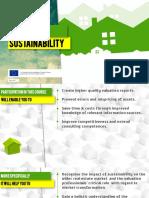 Valuing Sustainability (English)