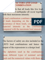 Steel Design-Load factors, combinations-Steel shapes