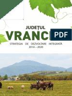 Strategia de Dezvoltare Integrata a Judetului Vrancea 2014-2020