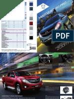 Brochure BT 50 Pro Simple Cab