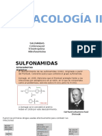 SULFONAMIDAS - COTRIMOXAZOL