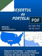 USA_Desertul de Portelan
