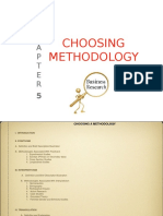 MELJUN CORTES RESEARCH Lectures Choosing Methodology Positivism Triangulation