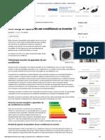 Cum Alegi Un Aparat de Aer Conditionat Cu Inverter - ElectroCity