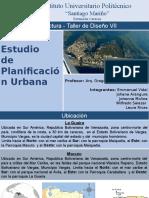 Analisis urbano Estado Vargas
