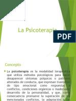 diapositivas acerca de la psicoterapia