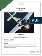 Tecnam P2002 Flight Manual