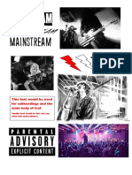 Mainstream Magazine Style Sheet